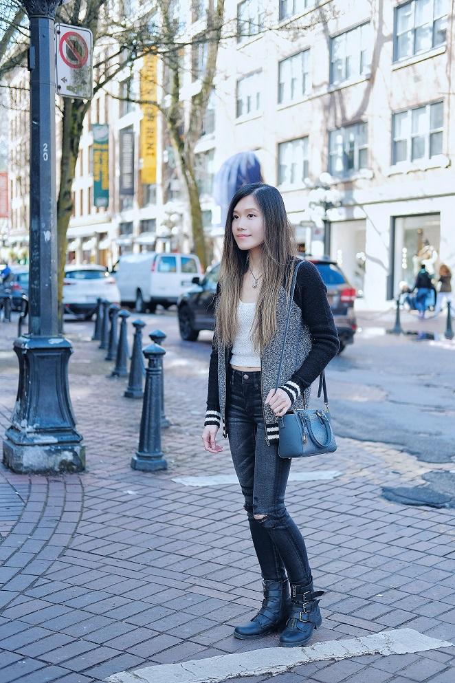 street fashion gastown