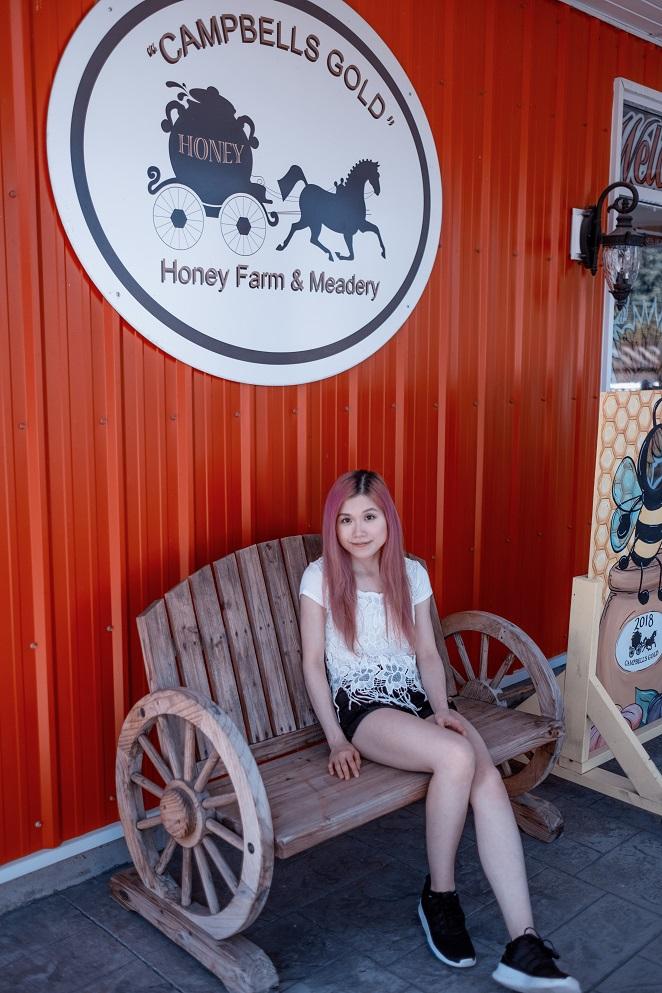 Campbells Gold Honey Farm & Meadery